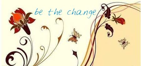 Be the Change – Mindfulness and Karma on Blog Action Day 2012