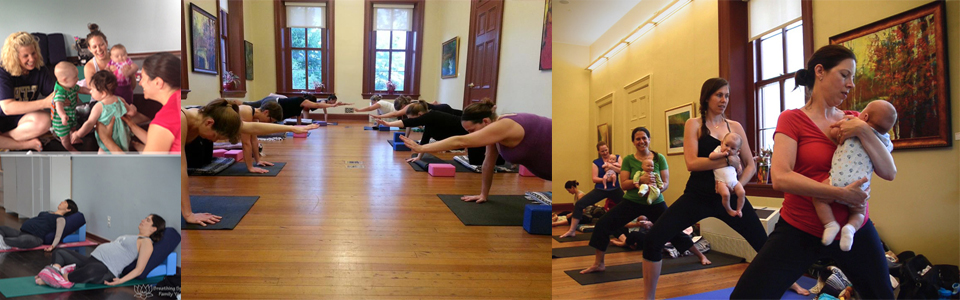 Prenatal and Postnatal Yoga