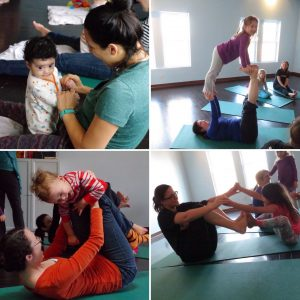 family-yoga-collage