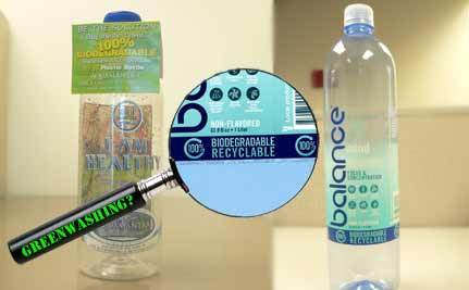 Bottled Water Greenwashing Crackdown in California